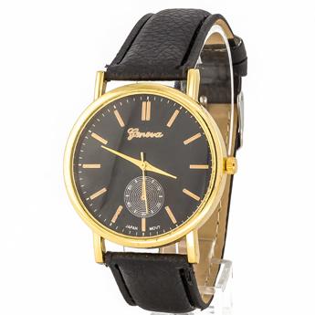 Zegarek zwyczajny czarny