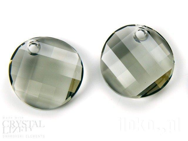 SWAROVSKI 6621 MM 18,0 BLACK DIAMOND